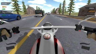 高速公路 交通车手 极端 App 截图