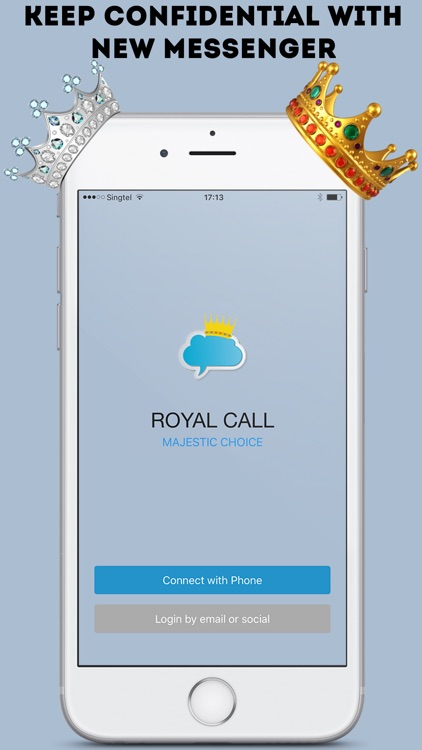 Royal Call Messenger
