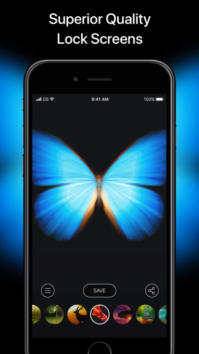 Live Wallpaper HD Lite