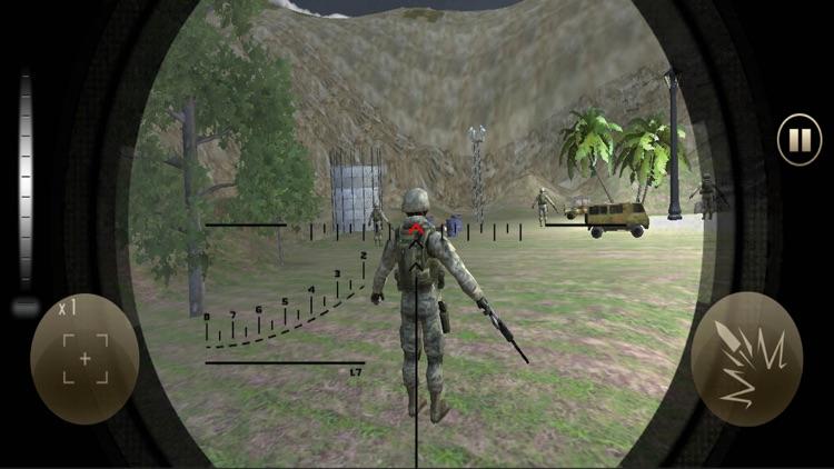 The Sniper Elite Force 3d