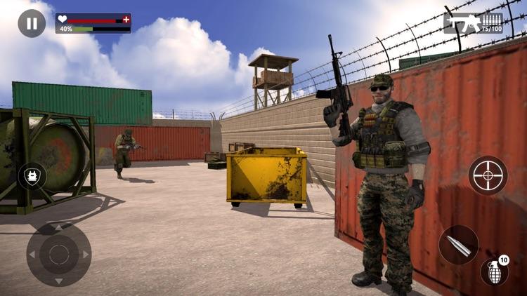 Frontline Sniper Duty FPS screenshot-3