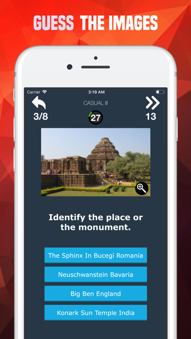 Iconic Places Trivia -Pic Quiz screenshot two