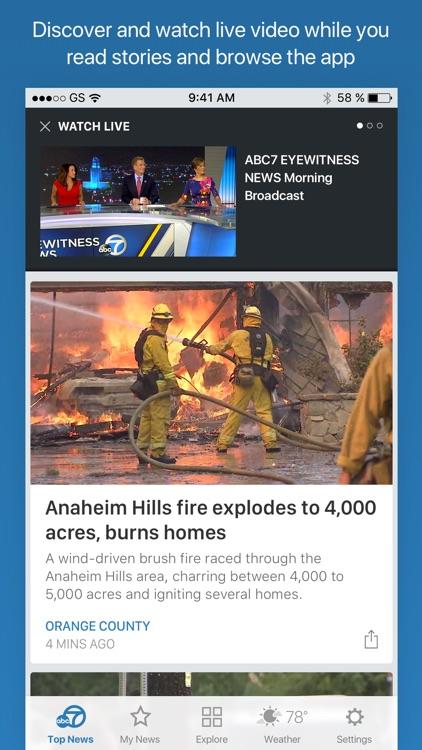 ABC7 Los Angeles screenshot-3