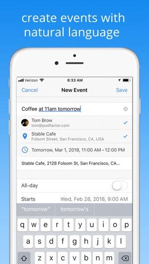 Pod - Calendar & Scheduling Screenshot