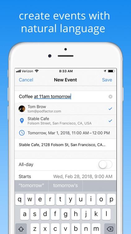Pod - Calendar & Scheduling screenshot-3