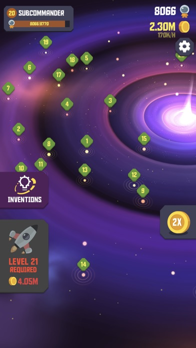 Space Frontier 2 Screenshot 5