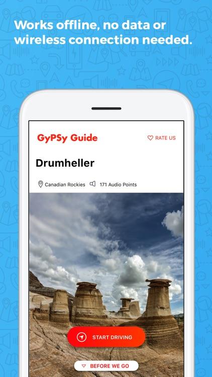 Drumheller GyPSy Guide