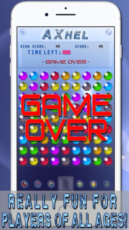 Axhel - A Fun Puzzle Game! screenshot-3