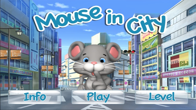 Mouse in Cities