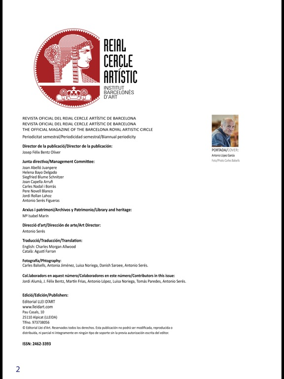 CERCLE (Magazine) screenshot 7