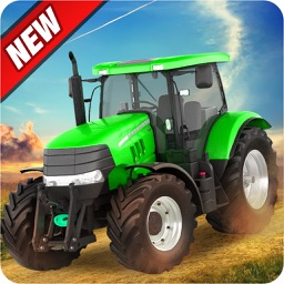 Real Tractor Frenzy Farmer Simulator 18