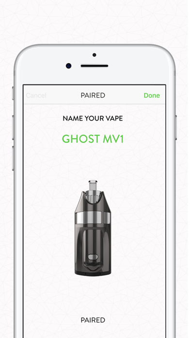 GHOST Vapes screenshot one