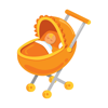 Rajneesh Mishra - Cool Baby Stuff Stickers  artwork