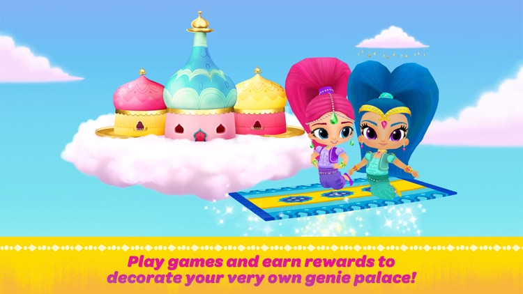 Shimmer and Shine: Genie Games screenshot-0