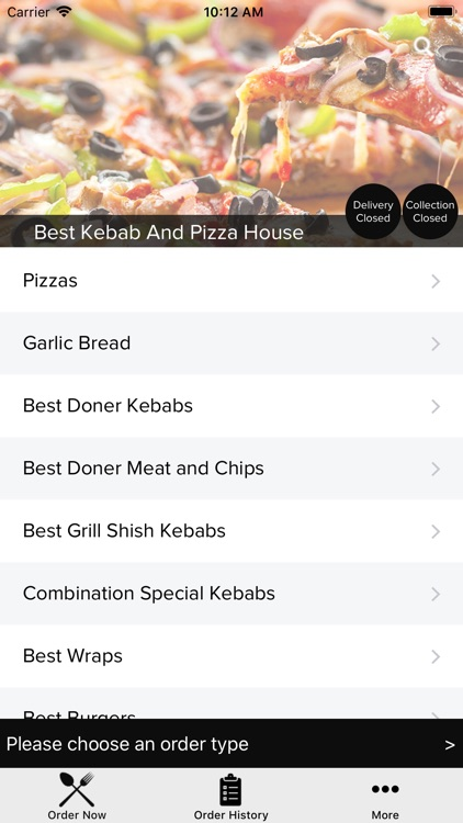 Best Kebab And Pizza House By Touch2success