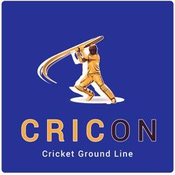 CricOn- Cricket live score