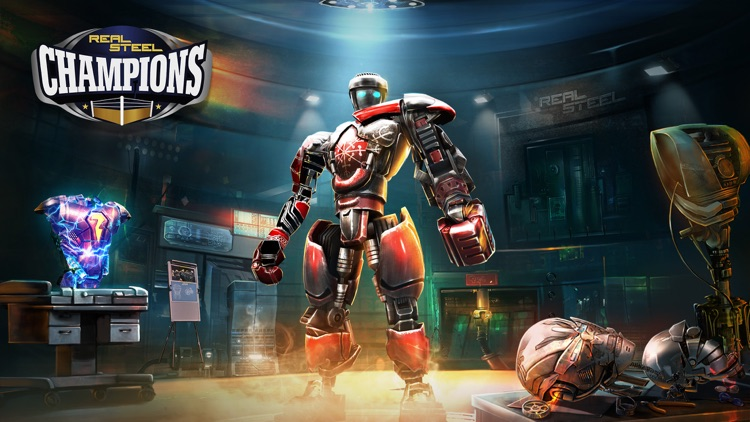 Real Steel Champions screenshot-0