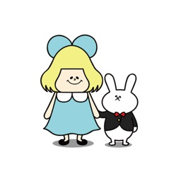 Alice and Butler rabbit