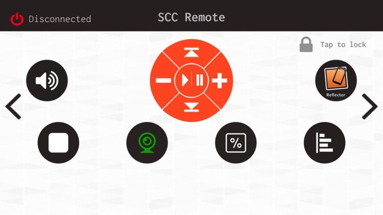 SCC Remote Control screenshot-4