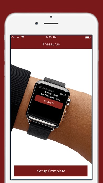 Thesaurus for Watch | App Price Drops