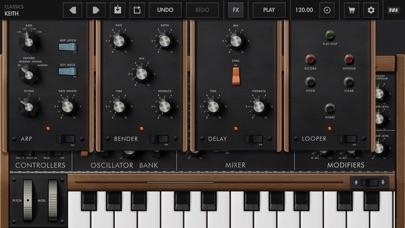 Minimoog Model D Synthesizer screenshot 6