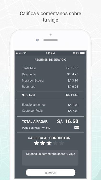 Trip - App de Taxi Más Segura screenshot-4