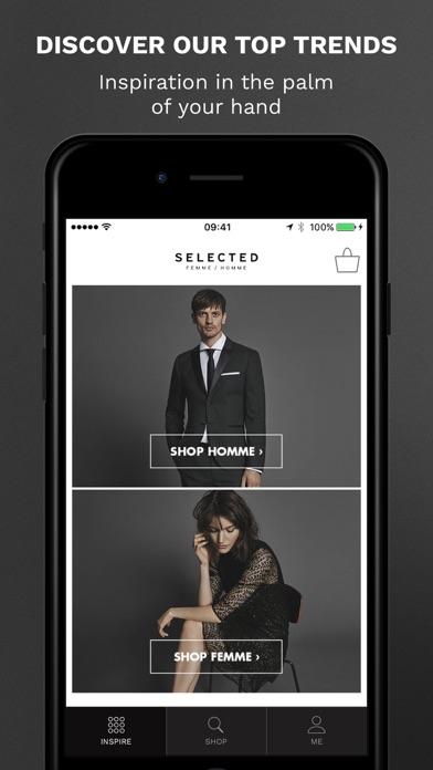 Screenshot #1 pour SELECTED Fashion Clothes