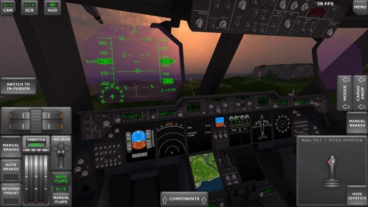 Turboprop Flight Simulator screenshot-3