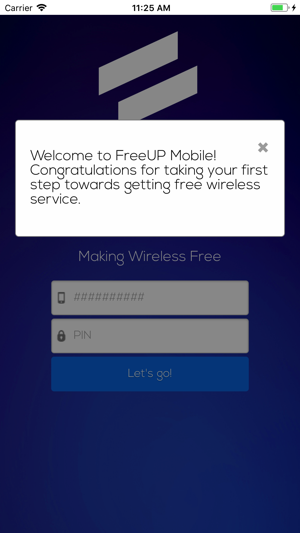 FreeUP Mobile Rewards on the App Store