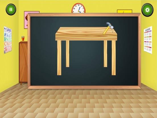 iPad Image of High School Construction