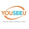 The YouSeeU-VC (Virtual Classroom) app allows a mobile IOS user to join a YouSeeU Virtual Classroom (or Sync Meeting), as a viewer, and participant
