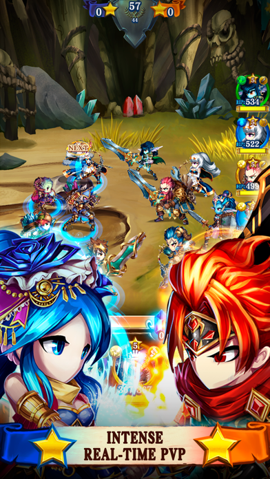 Brave Frontier: Last Summoner screenshot #5