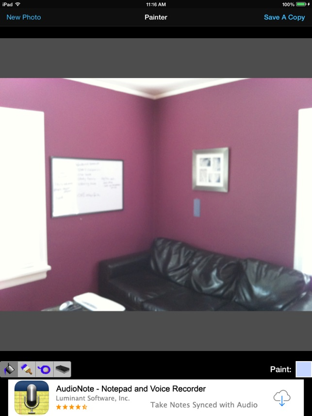 Home painting apps for ipad color visualizers useful for Apps for painting rooms