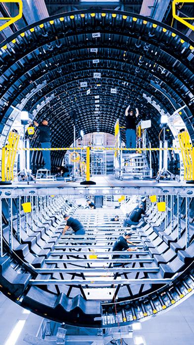 Airbus Hamburg screenshot 1