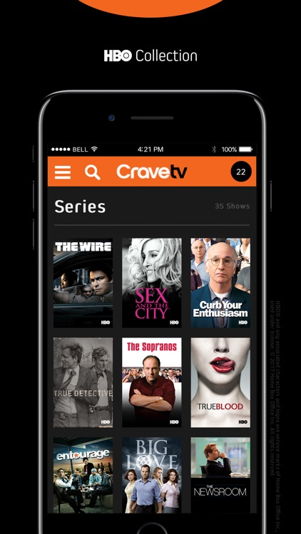 CraveTV screenshot-2