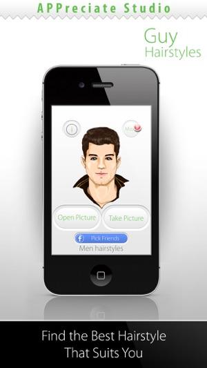 Jungs mit iPhone App