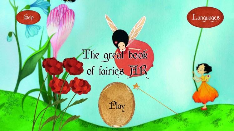 Great Book of Fairies AR