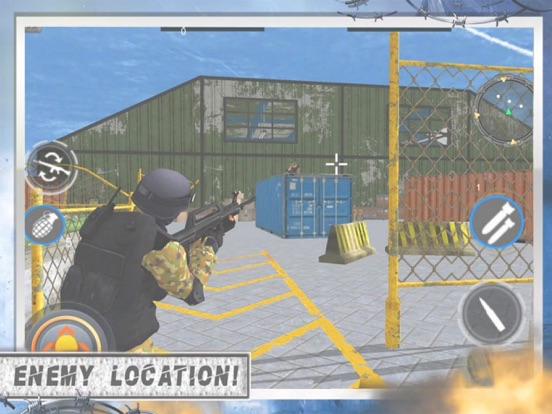 UL Swat Terrorist Attack screenshot 6