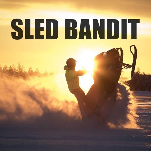 Sled Bandit - игра снегоход