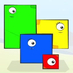 萌萌七巧板 - 全民最好玩的拼图益智小游戏