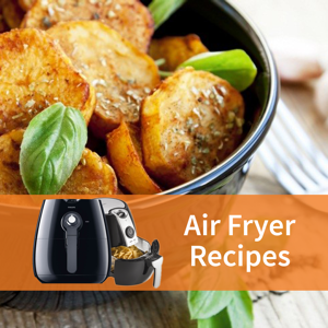 Healthy Air Fryer Recipes ios app