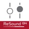 The ReSound Smart™ app is compatible with the following hearing aids: