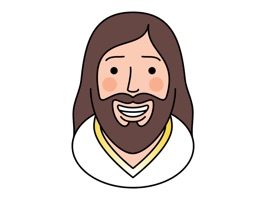 Jesucristo Stickers for iOS messages includes a variety of emojis inspired on Jesus of Nazareth and carefully illustrated