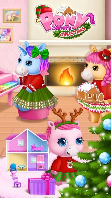 Pony Sisters Christmas screenshot 1