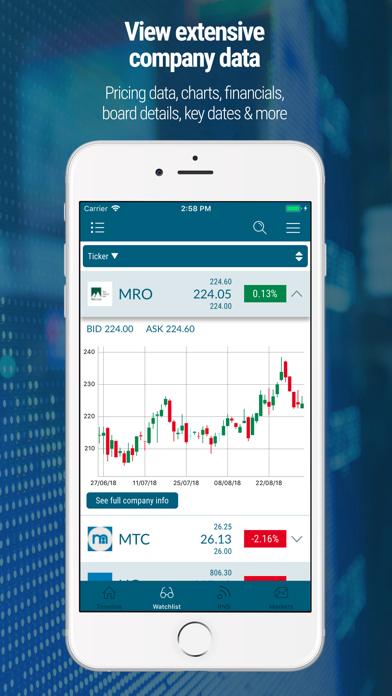Vox Markets screenshot three