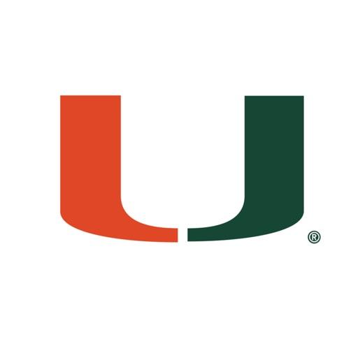 Miami Hurricanes Stickers PLUS for iMessage