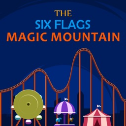 The Six Flags Magic Mountain