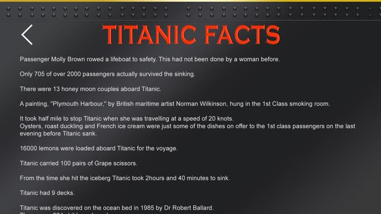 Titanic Audio Story screenshot-4