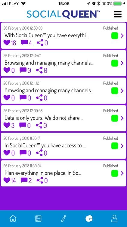 Social Queen screenshot-7