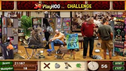 Art Museum Hidden Objects Game screenshot three
